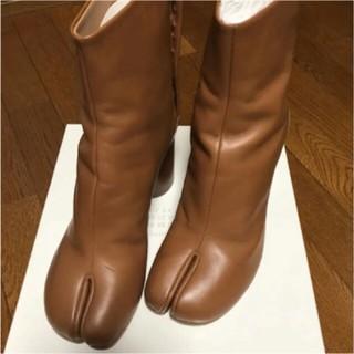 マルタンマルジェラ(Maison Martin Margiela)のマルジェラ 足袋 ブーツ39(ブーツ)