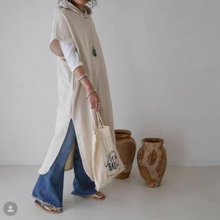 ロンハーマン(Ron Herman)のARGUE CAFTAN FOODIE DRESS(ロングワンピース/マキシワンピース)