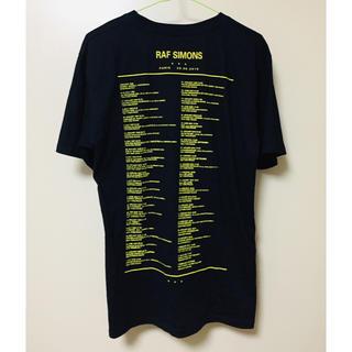 RAF SIMONS - RAF SIMONS Tシャツ