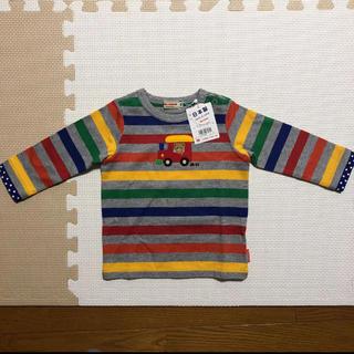 ミキハウス(mikihouse)のミキハウス ロンT Tシャツ 新品(シャツ/カットソー)