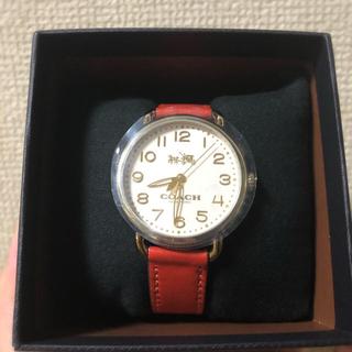 COACH - コーチ  COACH  レディース 腕時計  デランシー