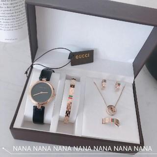 Gucci - GUCCI  ネックレス、時計、ブレスレット、ピアス、指輪
