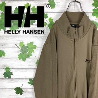 HELLY HANSEN - 【レア】ヘリーハンセン☆ワンポイントロゴ入りジップアップスウェット