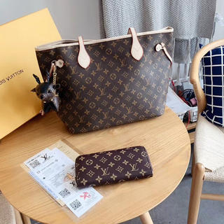 LOUIS VUITTON - 3点セット トートバッグ 財布等