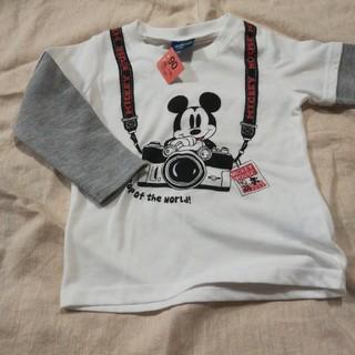 Disney - ミッキー 長袖 90