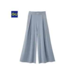 ジーユー(GU)の【GU】イージースカンツ Sサイズ(カジュアルパンツ)