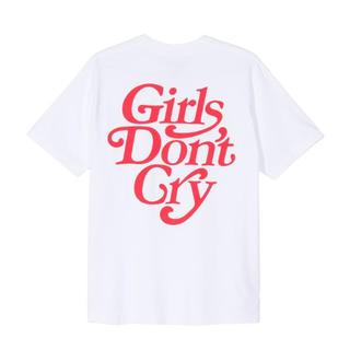 Girls Don't Cry LOGO T-SHIRT w2210