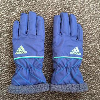 アディダス(adidas)のadidas 手袋 キッズ(手袋)