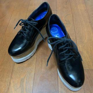 ジェフリーキャンベル(JEFFREY CAMPBELL)の厚底 シューズ(ローファー/革靴)