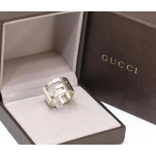 グッチ(Gucci)のグッチ リング 指輪 シルバー925 GUCCI(リング(指輪))
