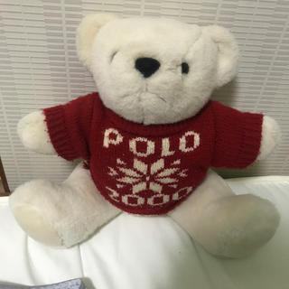 ポロラルフローレン(POLO RALPH LAUREN)のpolo ラルフローレン ポロベアー polobear ぬいぐるみ(ぬいぐるみ/人形)
