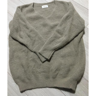 FRAY I.D - ◎FRAY ID◎ニットセーター