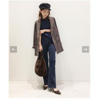 アパルトモンドゥーズィエムクラス(L'Appartement DEUXIEME CLASSE)の新品◆L'Appartement Zanieri Long W Jacket(ブルゾン)