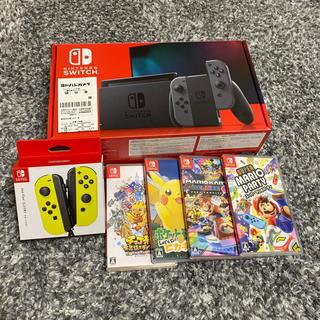 Nintendo Switch - 新型 Nintendo Switch 超お得セット