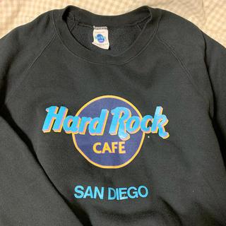 Champion - hard rock cafe スウェット トレーナー 古着