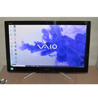 ソニー(SONY)のWin10+office ソニー SVL241B17N 第三世代i7/新品3TB(デスクトップ型PC)