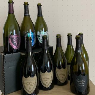 ドンペリニヨン(Dom Pérignon)のドンペリ瓶9本セット(置物)