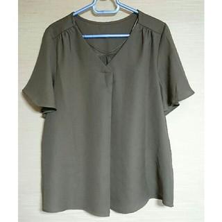 GU - GU カットソー 半袖