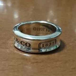 ティファニー(Tiffany & Co.)のティファニー シルバーリング 8号(リング(指輪))