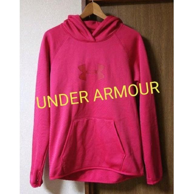 UNDER ARMOUR(アンダーアーマー)のアンダーアーマー * パーカー レディースのトップス(パーカー)の商品写真