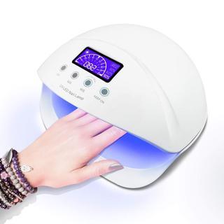 超特価★ネイルドライヤー UVネイルライト 50W ハイパワー 9