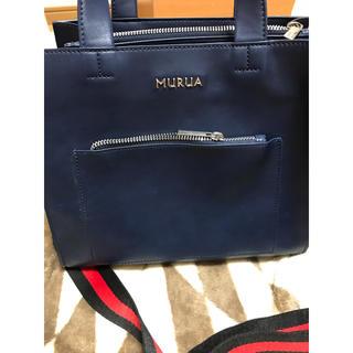 ムルーア(MURUA)のMURUA バック(ハンドバッグ)