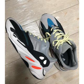 アディダス(adidas)のadidas YEEZY BOOST700JP29cmwave runner(スニーカー)
