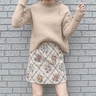 allamanda - ゴブラン台形/スカート
