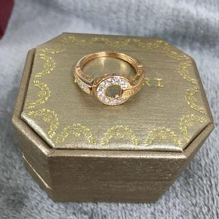 BVLGARI - BVLGARI パヴェダイヤモンド リング