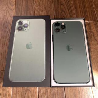iPhone 11 Pro 256gb ミッドナイトグリーン