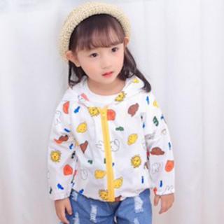 韓国子供服 韓国子ども服 新品 ミッフィー ウィンドブレーカー