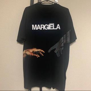 Maison Martin Margiela - MASON MARGIERA アダム プリントT 19ss