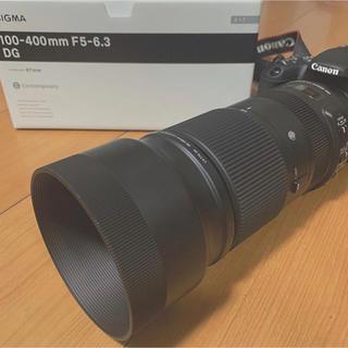 SIGMA - SIGMA 100-400 Canon用