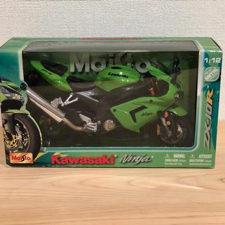 KAWASAKI バイク フィギュア