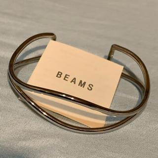 ビームス(BEAMS)のbeams  ラインクロスバングル(ブレスレット/バングル)