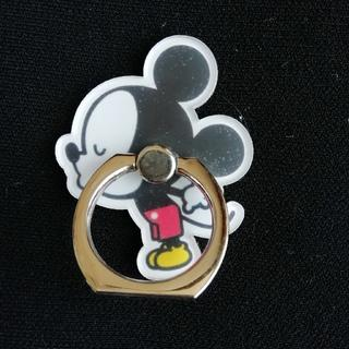バンカーリング スマホリング ★ミッキーマウス ミッキー ディズニー