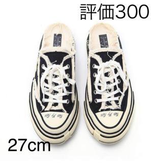 コンバース(CONVERSE)のxvessel スリッポン 27cm(スリッポン/モカシン)