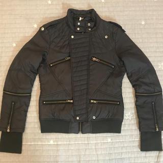 スライ(SLY)の※美品※ SLY スライ ライダースジャケット 黒色 Mサイズ(ライダースジャケット)
