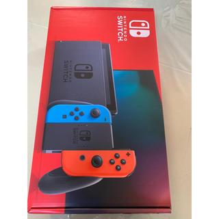 Nintendo Switch - 新型 ニンテンドースイッチ Nintendo Switch 任天堂 新品未開封
