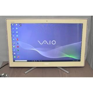 ソニー(SONY)の最新Win10 ソニー VPCL23AJ i3-2330/1TB/4GB/24型(デスクトップ型PC)