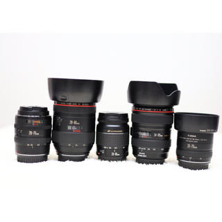 Canon - 【美品】  28-80mm F2.8-4 と24-105mm F4 おまけ付き