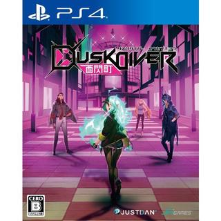 PlayStation4 - PS4 Dusk Diver 酉閃町 - ダスクダイバー ユウセンチョウ