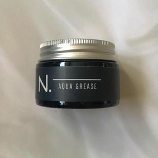 ナプラ(NAPUR)のほぼ新品 N.オム アクアグリース ショートヘア パーマ ホールド ニュアンス(ヘアワックス/ヘアクリーム)