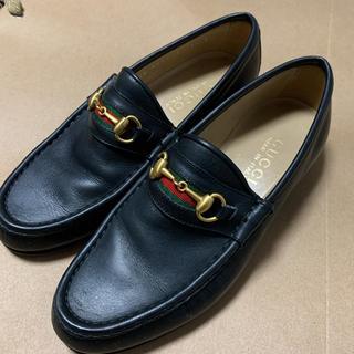 グッチ(Gucci)のOLD GUCCI グッチ ローファー(ローファー/革靴)