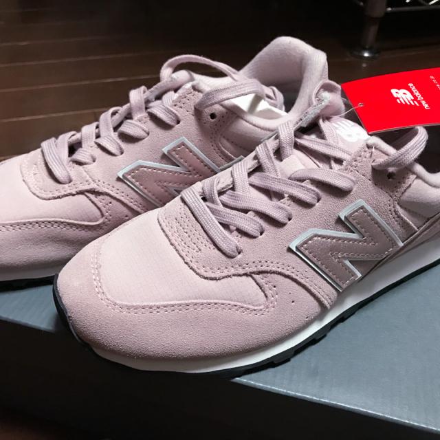 New Balance(ニューバランス)のニューバランス WR996MG ピンク 25cm レディースの靴/シューズ(スニーカー)の商品写真