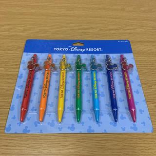 Disney - ディズニー 7本ボールペン