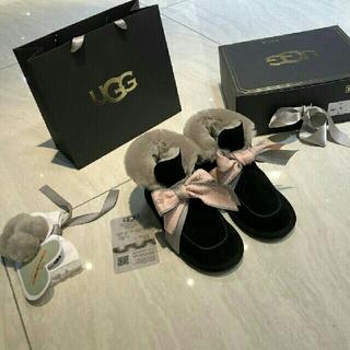 アグ(UGG)の🎀 UGG レディースブーツ 正规品 【黒】(ブーツ)