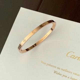 Cartier - レディース ブレスレット✴ Cartier  ✴16CM  保存品  未使用