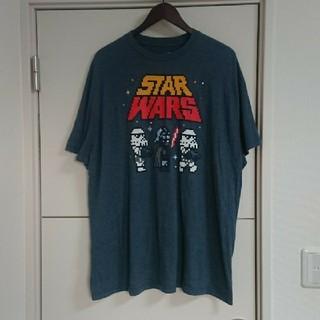 STAR WARS スターウォーズ 映画Tシャツ キャラ古着 ビッグシルエット