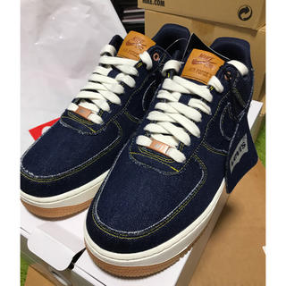 NIKE - Levi's × NIKE AIR FORCE 1 BY YOU 27.5cm